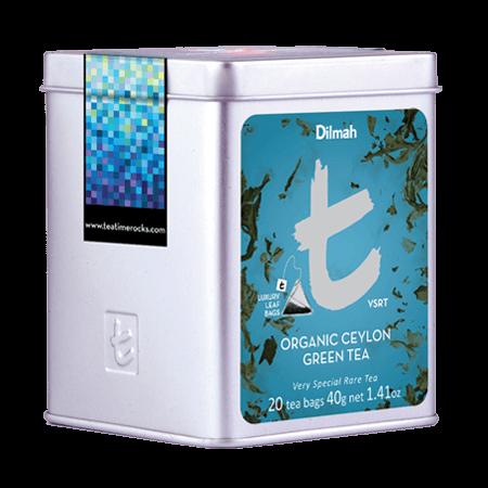 Organic Ceylon Green Tea