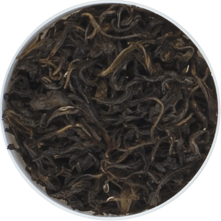 The First Ceylon Oolong
