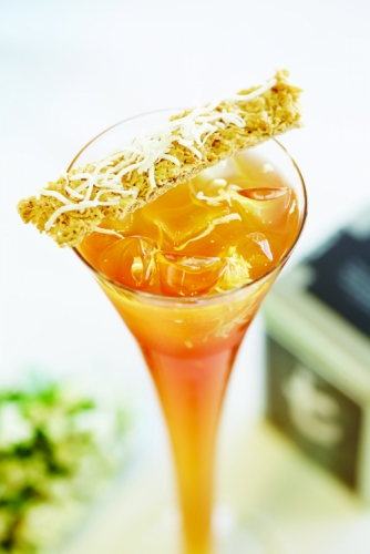 DILMAH EARL GREY & COCONUT ICED TEA