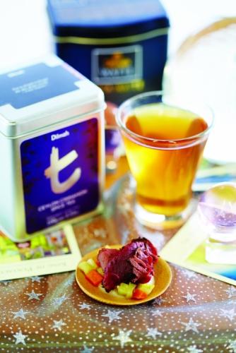 CINNAMON SPICED TEA CRUSTED KANGAROO