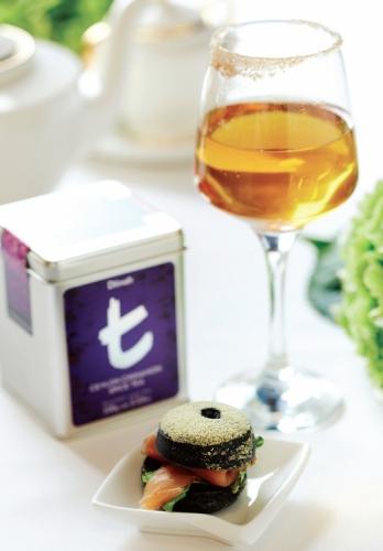 APPLE HERB TEA