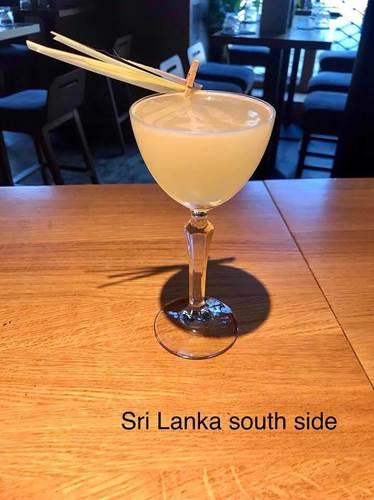 Sri Lanka South side