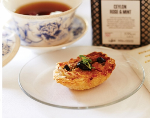 DIM SUM PEKING DUCK TARTLET