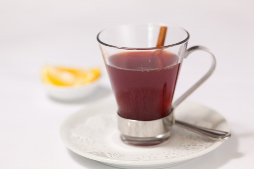 Earl Toddy with Blackcurrant, Cranberry & Lemon
