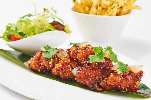 Spicy Soybean Chicken