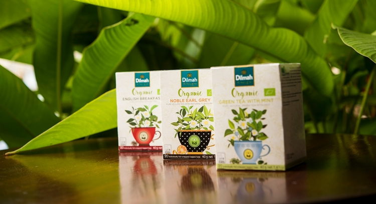Dilmah Organic Selection