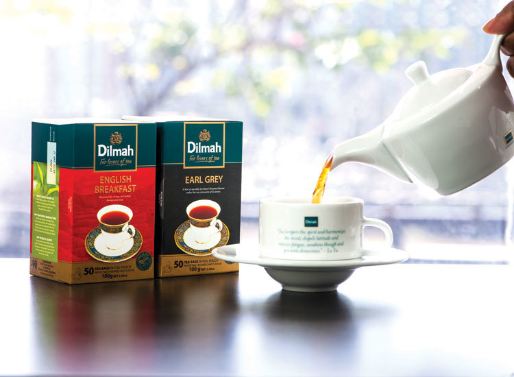 Dilmah Gourmet Tea Selection