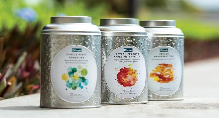 Vivid Tea Selection by Dilmah
