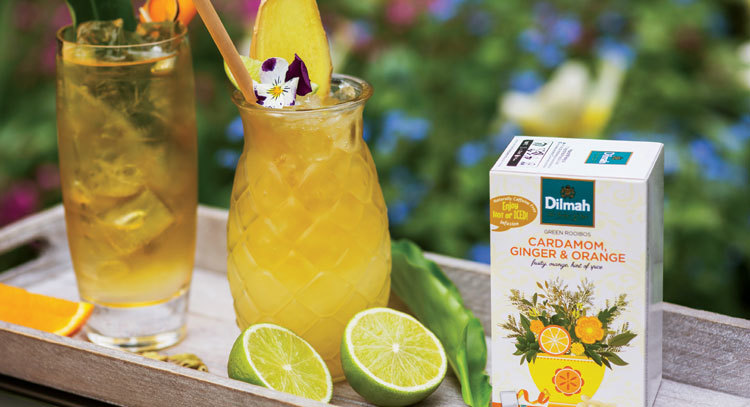 Dilmah Infusions