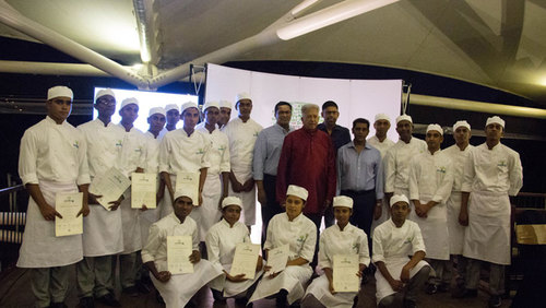 Crowning the culinary excellence -...