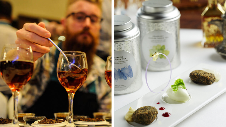 Dilmah School of Tea 2018, Stockholm