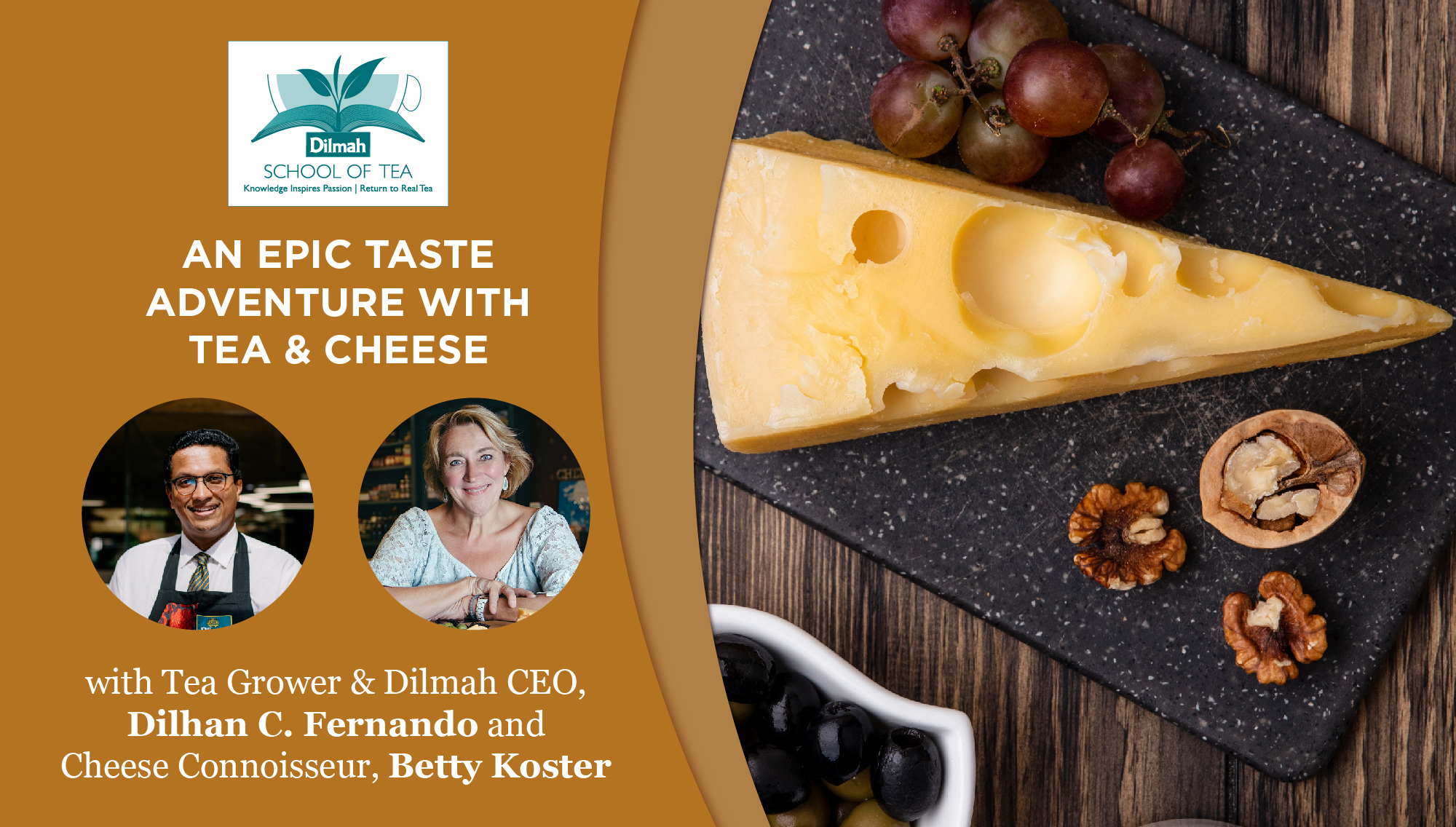 "Can cheese taste better than it already does? The ""Queen of Cheese"" from the Netherlands..."