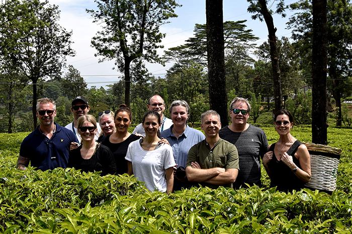 Ännu ett Dilmah School of Tea i Sri Lanka är slut. Vi har kommit tillbaka...