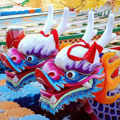Dragon Boat / Duanwu Festival