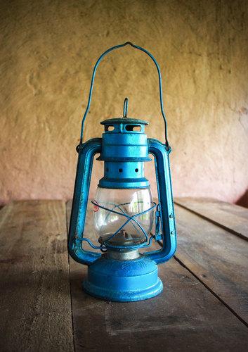 Boomithel lampuwa/ Kerosene lantern