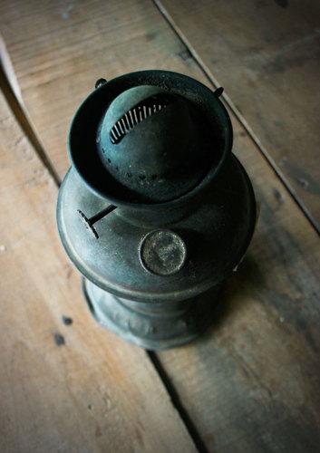 Lampuwa- The Kerosene Lamp