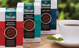 Dilmah Single Region Selection