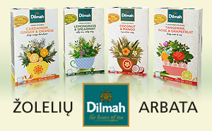 New Dilmah Infusions!