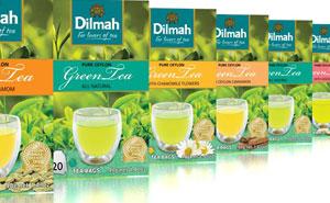 Our New Ceylon Green Teas
