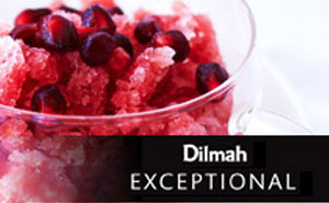 Try Dilmah's Exceptional Luxury Pyramid Tea Bag...