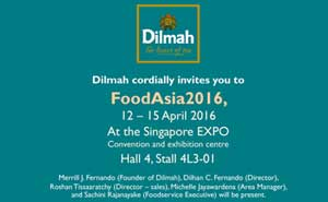Singapore Food Asia 2016 – The 20th...