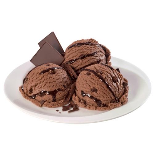 Ceylon Souchong With Belgium Chocolate Ice Cream