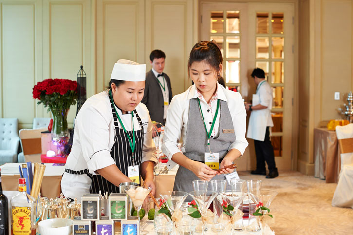 Dilmah Real High Tea 2014 - Thailand
