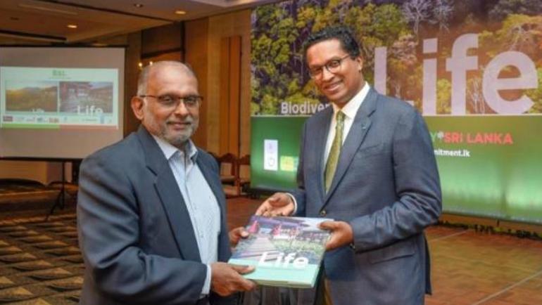 Biodiversity Sri Lanka Launches 'Life a Compendium...