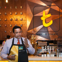 t-Lounge By Dilmah Opens in Dubai!!!!