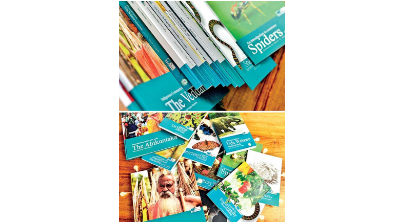 Dilmah Conservation's focus towards education and awareness, has resulted in 15 extensively researched publications –...