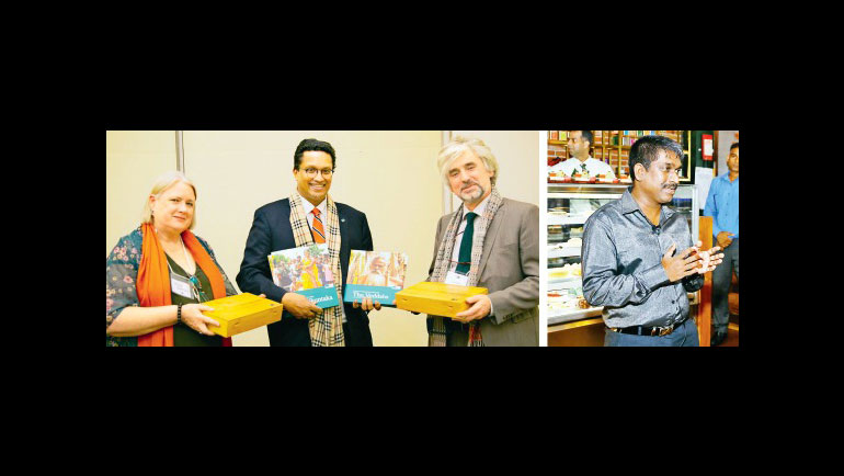 Dilmah Conservation, the conservation wing of Dilmah Tea Services PLC, recently launched a book on...