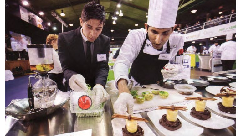 Dilmah Real High Tea Challenge 2017 –...