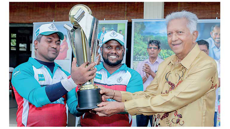 Team Ranaviru Sevana emerges champions of 6th...