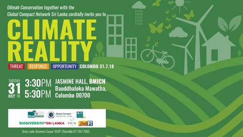 National Business & Environmental Forum on threats, responses, opportunity in changing climate
