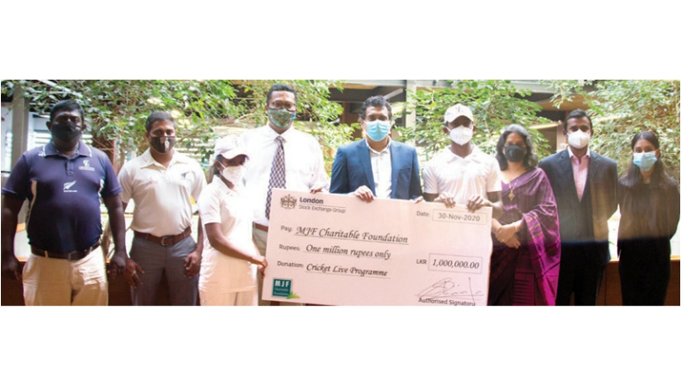 LSEG SL partners CLF to help young...