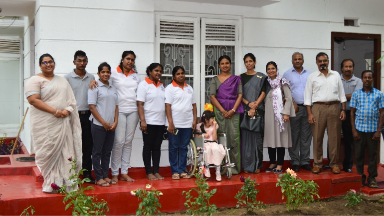 The National Centre for Children with Cerebral Palsy and Other Developmental Disorders (NCCCPDD) opened its...