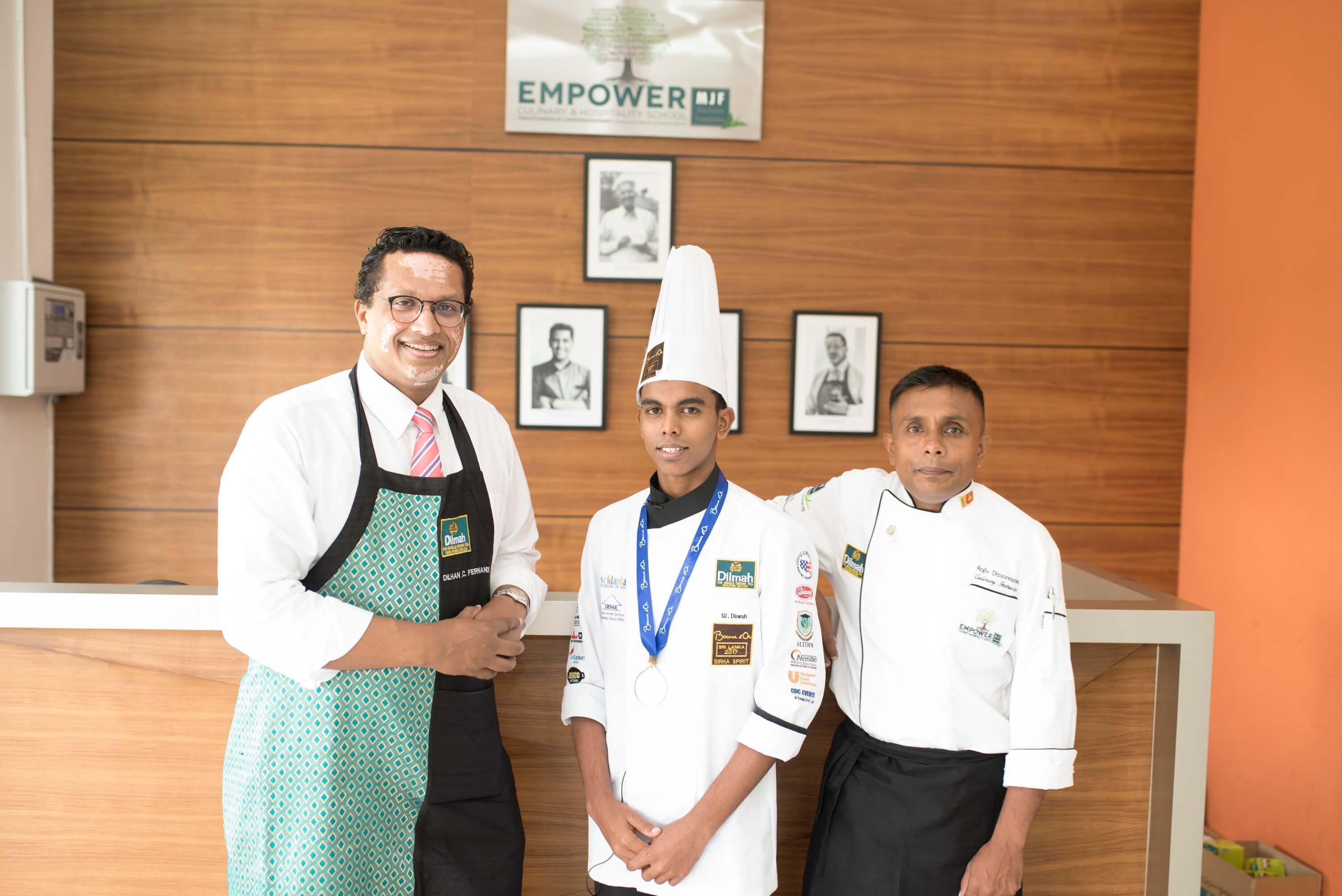 From unemployed to culinary role model in eight months - The story of a Bocuse d'Or Sri Lanka Gold Medalist