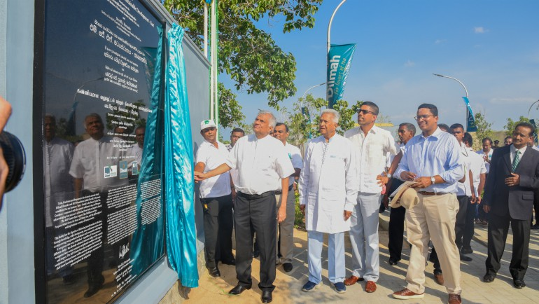 Dilmah opens NZD 11 Million centre to help eastern Sri Lankans