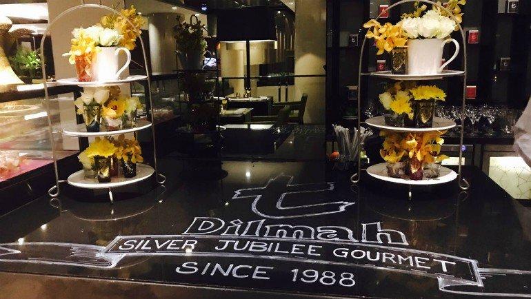 Pullman Dubai Creek City Centre opens Dilmah Silver Jubilee Gourmet
