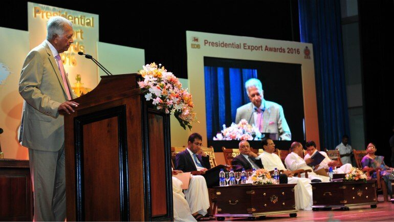 Tea Veteran Stresses Need for Disciplining Export...