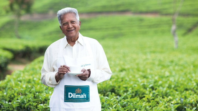 Dilmah founder helps to rehabilitate prisoners