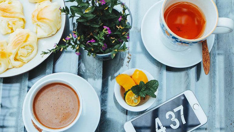 4 Types Of Tea Pairings To Elevate...