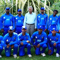 SRI LANKA NATIONAL BLIND CRICKET TEAM READY FOR PAKISTAN CRICKET...