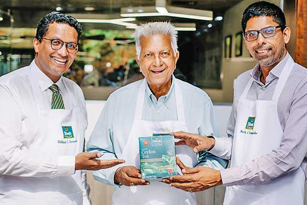 Dilmah voted New Zealand's most trusted tea...
