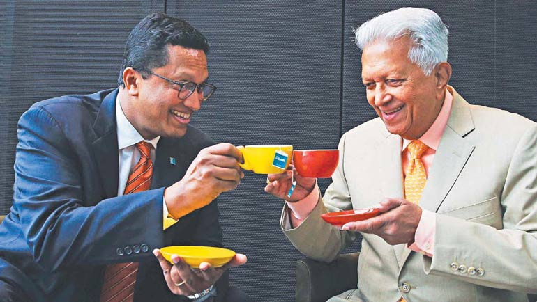 Deep discounts aren't Dilmah's cup of tea