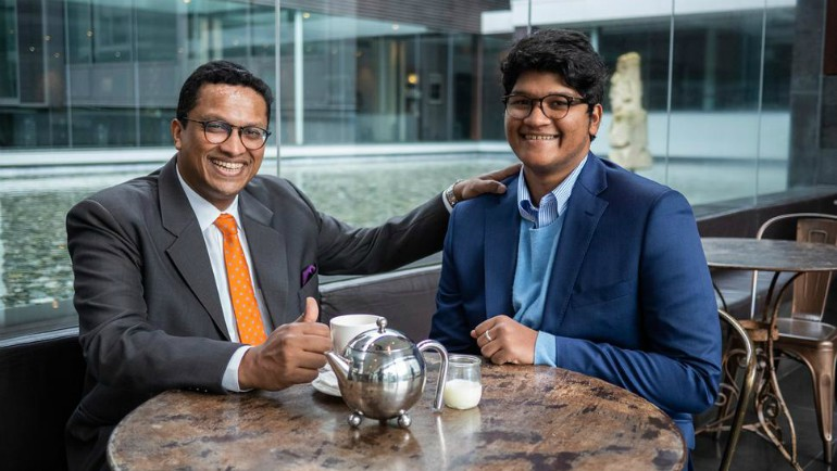 Dilhan C. Fernando of Dilmah Tea talks to Viva about continuing the legacy his father...