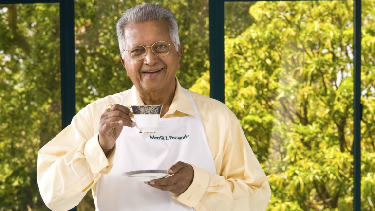 Dilmah founder welcomes tea eAuction
