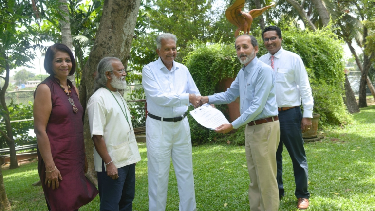 Global collaboration to protect Sri Lanka's amphibians