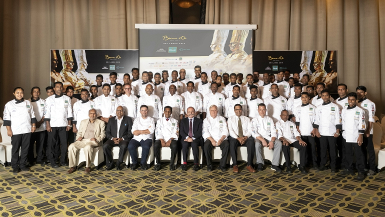 Bocuse d'Or Sri Lanka, an organisation dedicated to fine cuisine and chefs, will hold the...