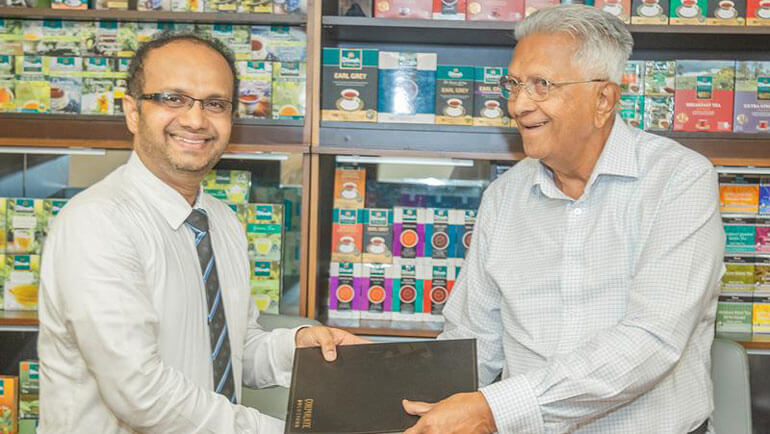 SLIM joins hands with Dilmah's MJF Foundation...